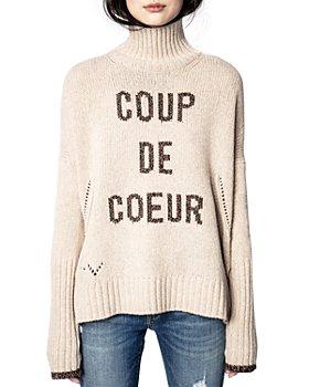 Zadig & Voltaire - Alma Graphic Sweater