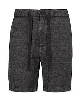 John Varvatos Star USA - Benson Linen Shorts