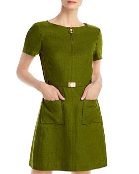 Tory Burch - Linen Nadia Dress