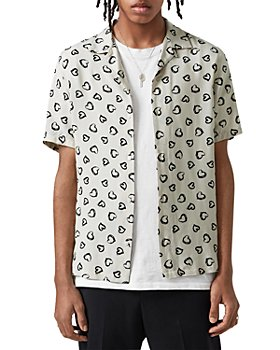 ALLSAINTS - Romanza Slim Fit Shirt