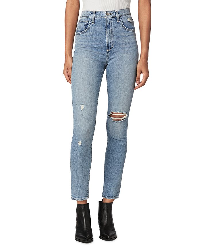 Joe's Jeans THE RAINE ANKLE CIGARETTE JEANS IN ORIGIN
