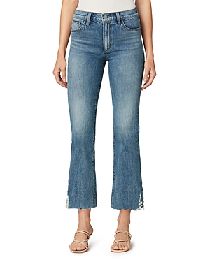 Joe's Jeans THE CALLIE CROPPED BOOTCUT JEANS IN HURON