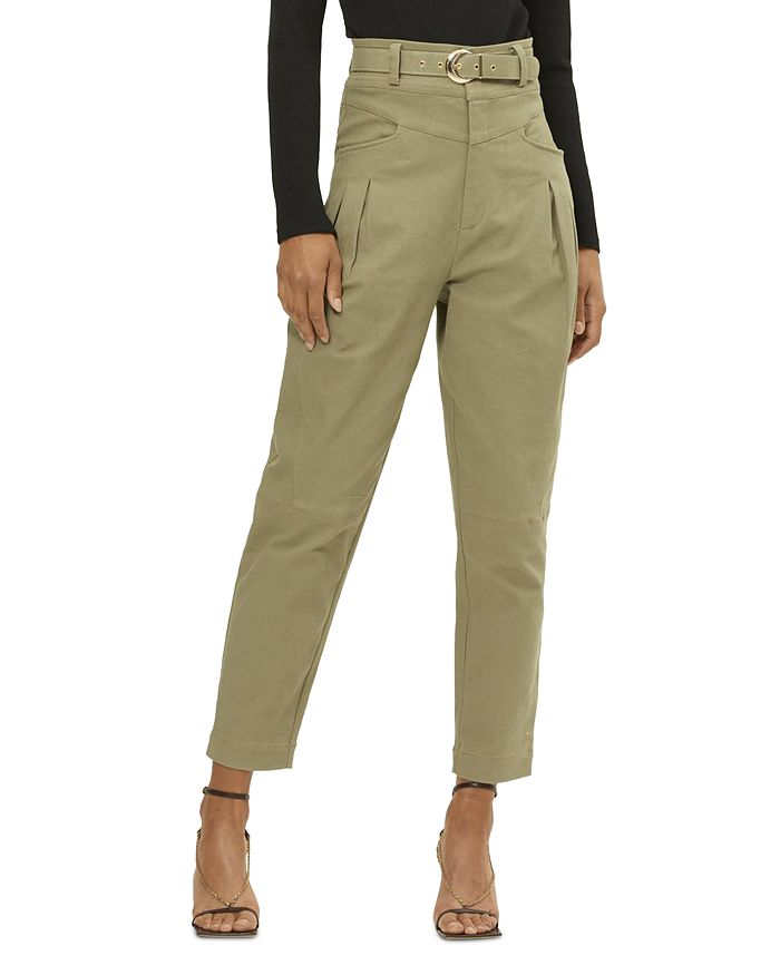 Nicholas DAMIA TAPERED ANKLE PANTS