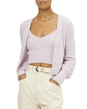 Nicholas - Maia Cardigan & Cami Sweater Set