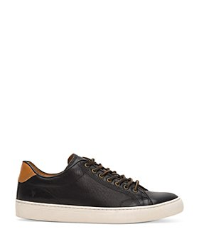 Frye - Men's Walker Low Top Lace Up Sneakers