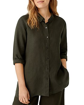 Eileen Fisher - Classic Collar Shirt