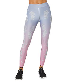 COR designed by Ultracor - Orchid Print Leggings