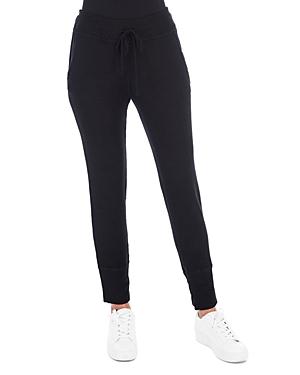 Brushed Knit Jogger Pants