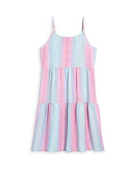 Splendid - Girls' Ojai Stripe Tank Dress - Big Kid