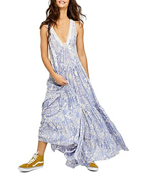 Free People - Tiers For You Maxi Dress