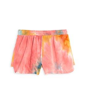 AQUA - Girls' Tie Dye Shorts, Big Kid - 100% Exclusive