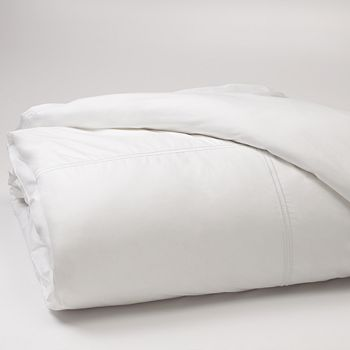 Hudson Park Collection - Italian Percale King Duvet Cover - 100% Exclusive