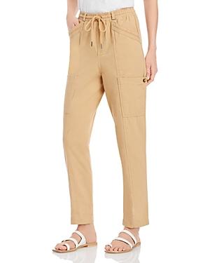 . nyc Cotton Utility Drawstring Pants
