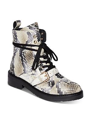 Allsaints Women's Donita Combat Boots