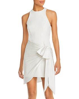 Cinq à Sept - Windsor Tie-Waist Mini Dress