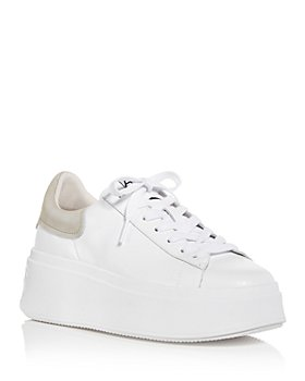 Ash - Women's Moby Low Top Platform Sneakers
