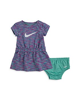 Nike - Girls' Space Dye Swoosh Dress & Bloomers - Baby