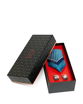 Ted Baker - Cufflinks & Pocket Square Gift Set