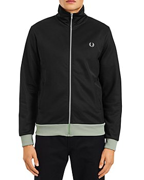 Fred Perry - Contrast Trim Track Jacket