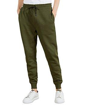 Ted Baker - Cotton Jersey Regular Fit Jogger Pants