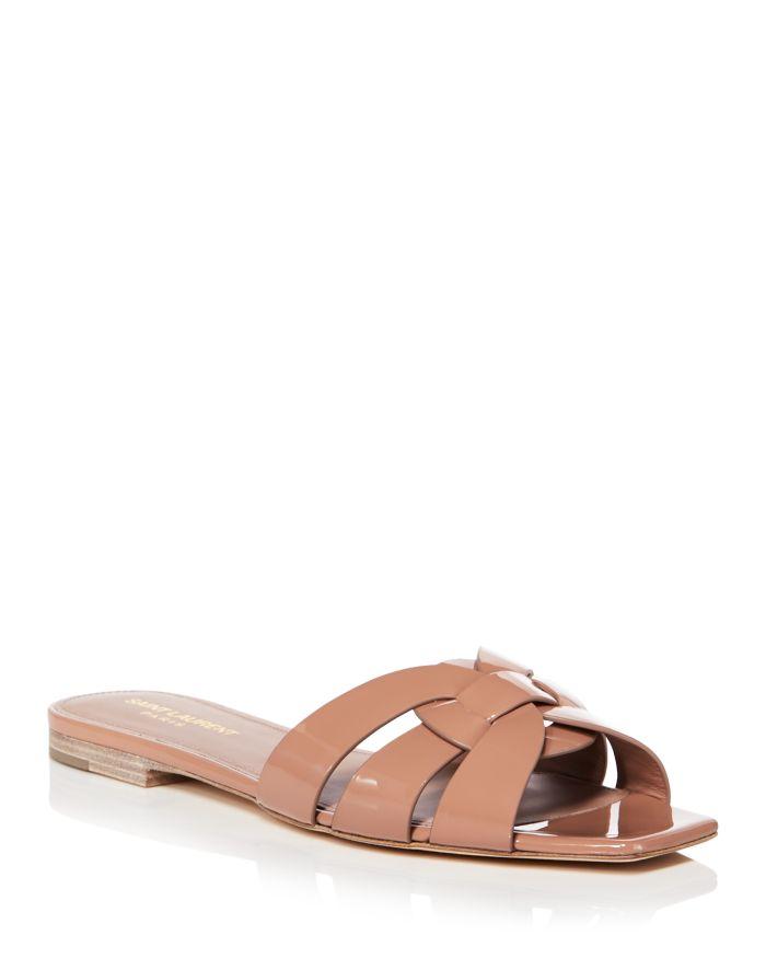 Saint Laurent Women's Nu Pieds Slide Sandals    Bloomingdale's