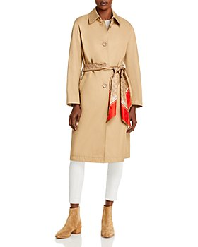 Herno - Belted Trench Coat