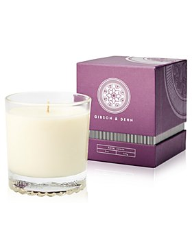 Gibson and Dehn - Royal Amber Single Wick Candle