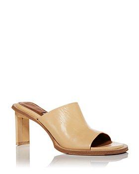 Miista - Melissa High Heel Mule Sandals