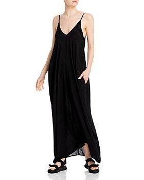 Elan - V-Neck Maxi Dress