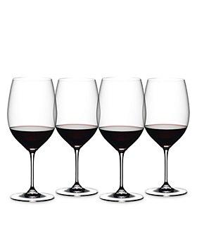 Riedel - Crystal of America Vinum Cabernet/Merlot Glasses Value Set - Pay 3, Get 4