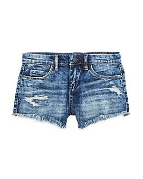BLANKNYC - Girls' Vintage Cutoff Denim Shorts - Big Kid