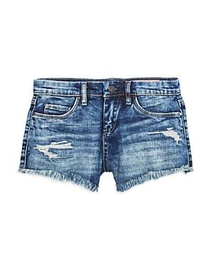 Blanknyc Girls' Vintage Cutoff Denim Shorts - Big Kid
