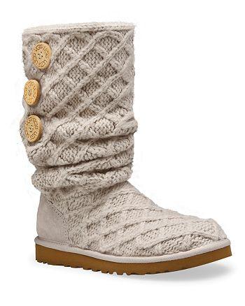 "UGG® - Lattice ""Cardy"" Boots"