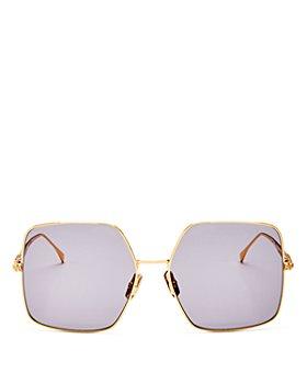Fendi - Women's Square Sunglasses, 61mm