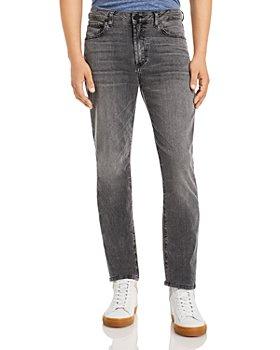MONFRÈRE - Brando Slim Straight Jeans in Soho