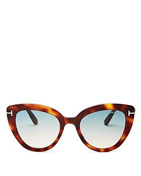 Tom Ford - Women's Cat Eye Sunglasses, 53mm