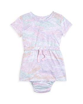 Splendid - Girls' Pastel Camo Print Dress Set - Baby