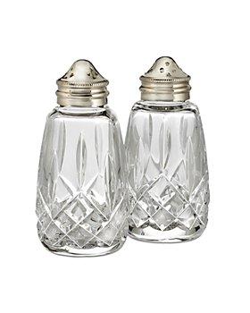 Waterford - Lismore Salt & Pepper Shaker Set