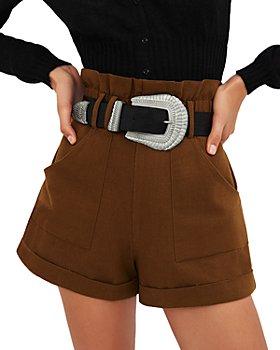 ba&sh - Luce High Waist Shorts