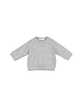 Miles Baby - Unisex Cotton Blend Sweatshirt - Baby