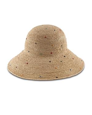 Kitt Raffia Hat