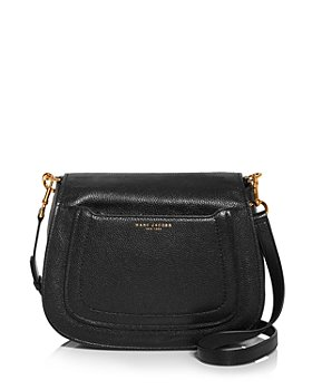 MARC JACOBS - Leather Messenger Bag (50% off) – Comparable Value $400