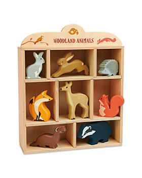 Tender Leaf Toys - Woodland Animals Wooden Toy - Ages 3+
