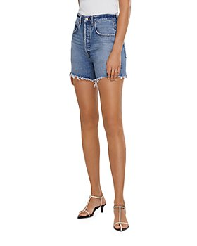 AGOLDE - Riley High Rise Shorts
