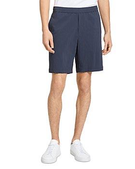 Theory - Curtis Piqué Nylon Blend Tech Shorts