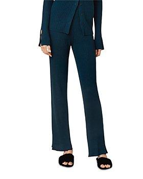 SABLYN - Jordan Ribbed Cashmere Pants