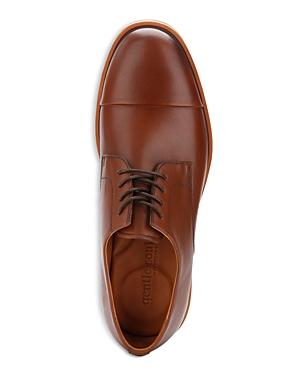 Men's Greyson Buck Leather Oxford Dress Shoes