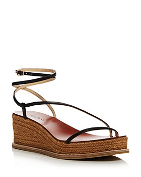 Jimmy Choo - Women's Drive 60 Wedge Heel Sandals