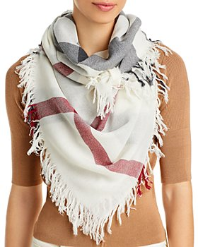 Burberry - Merino Wool Check Scarf (25% off) - Comparable value $400