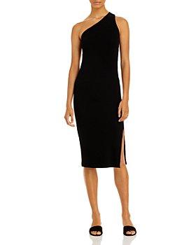 LNA - Ariel One Shoulder Dress